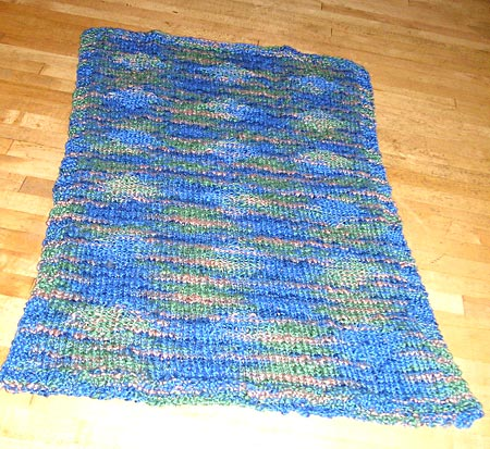 Noho yarn hand towel